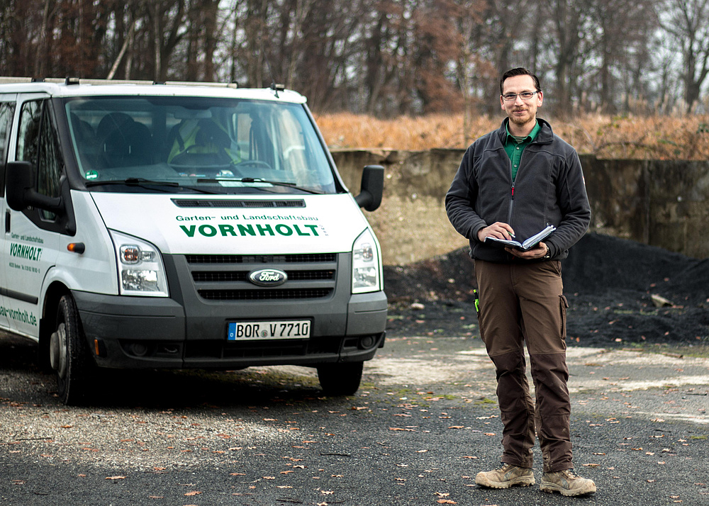 Vornholt - Gartenbau borken ...